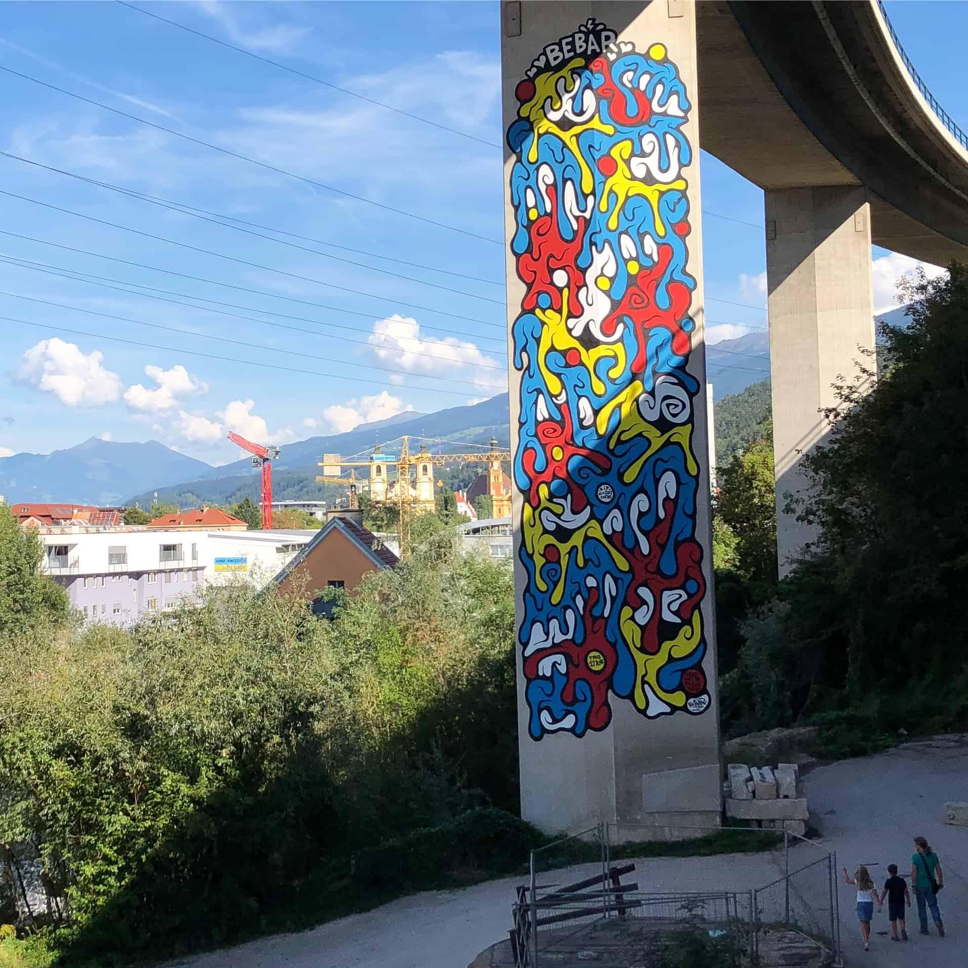 Bebar Innsbruck Autriche
