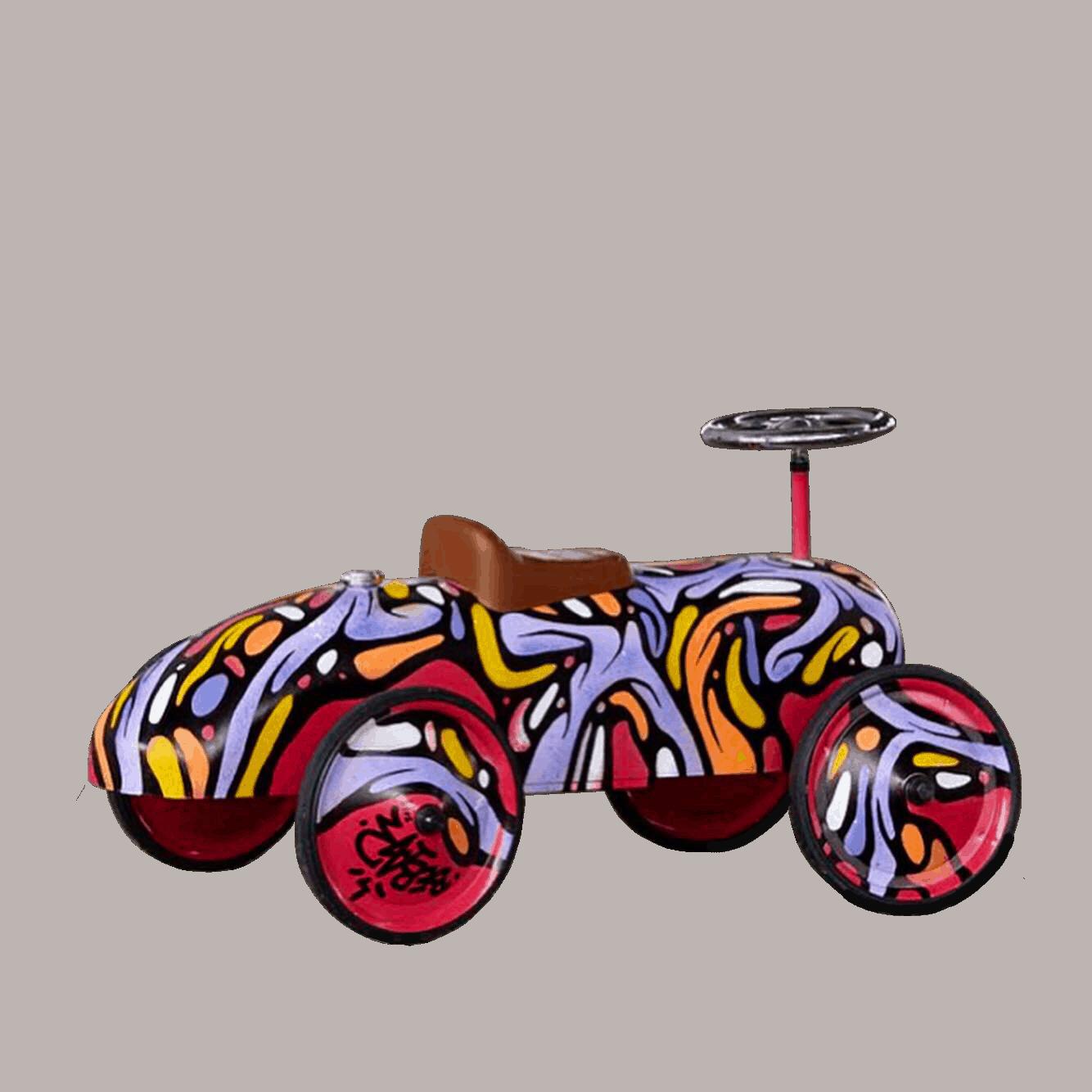 BEBAR voiturette