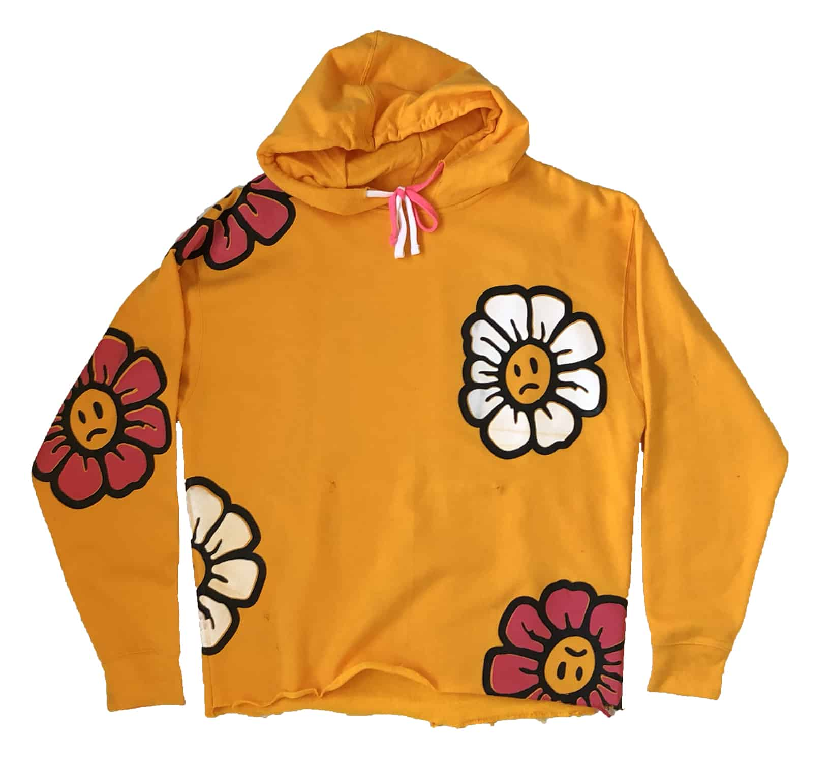 3 – Yellow Hoodie front