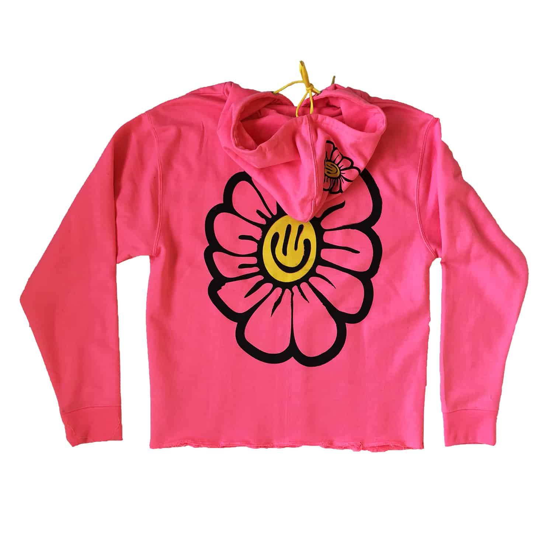 6 – Pink back