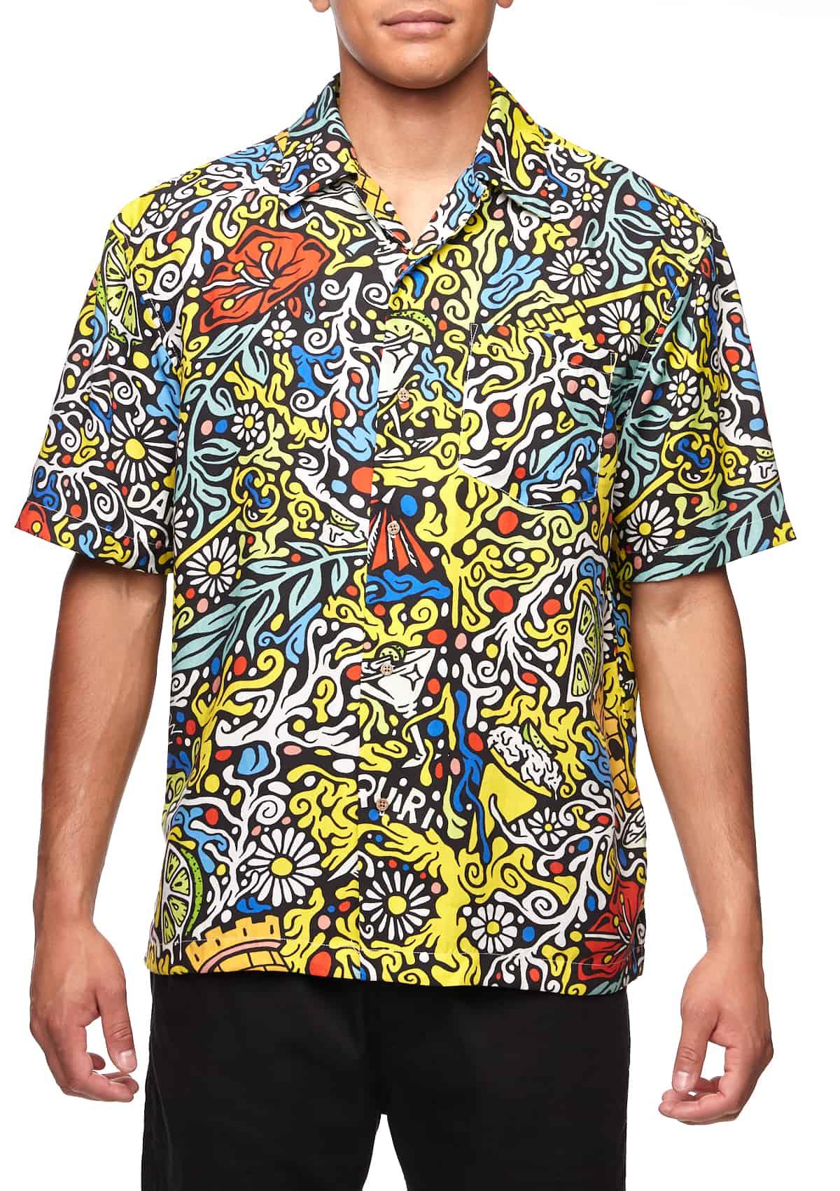 Boardies BSS420 Bebar Shirt Front